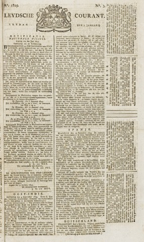 Leydse Courant 1825-01-07
