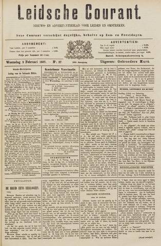 Leydse Courant 1887-02-02