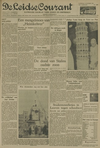 Leidse Courant 1955-10-15