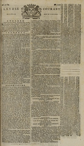 Leydse Courant 1789-10-26