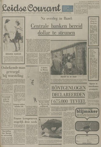 Leidse Courant 1973-07-09