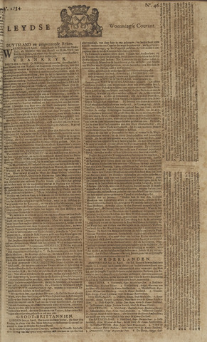 Leydse Courant 1754-04-17