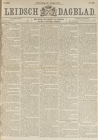 Leidsch Dagblad 1894-08-21