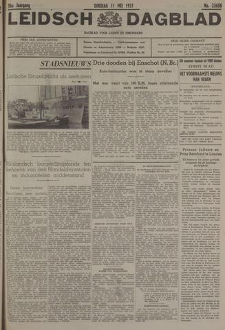 Leidsch Dagblad 1937-05-11