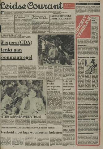 Leidse Courant 1981-09-07
