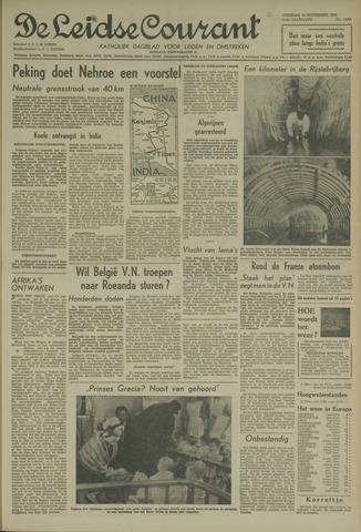 Leidse Courant 1959-11-10