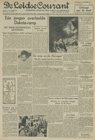 Leidse Courant 1949-11-23