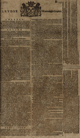 Leydse Courant 1777-11-19