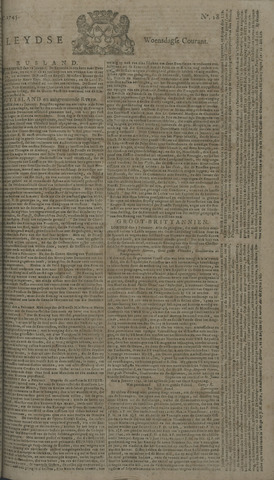 Leydse Courant 1745-02-10