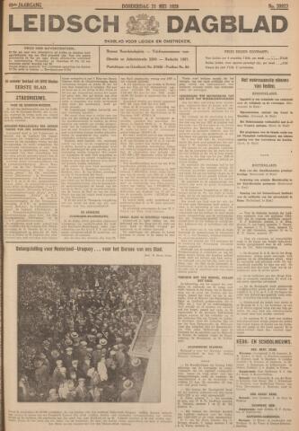 Leidsch Dagblad 1928-05-31
