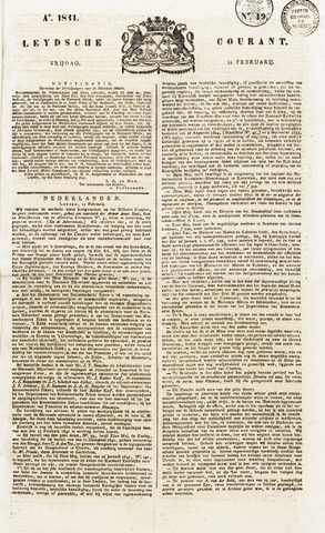 Leydse Courant 1841-02-12