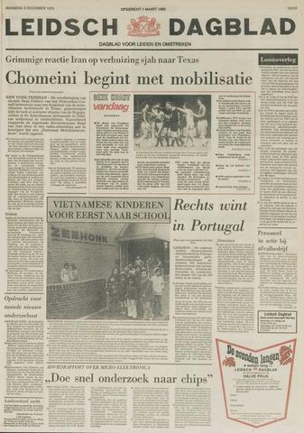 Leidsch Dagblad 1979-12-03