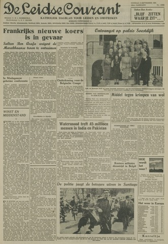 Leidse Courant 1955-09-06