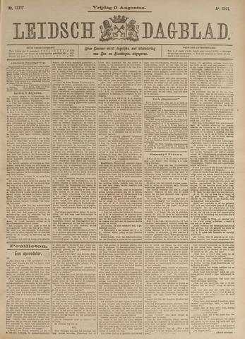 Leidsch Dagblad 1901-08-09