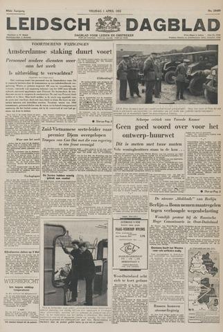 Leidsch Dagblad 1955-04-01