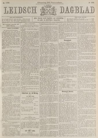 Leidsch Dagblad 1915-11-30