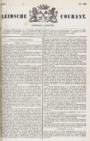 Leydse Courant 1875-08-04