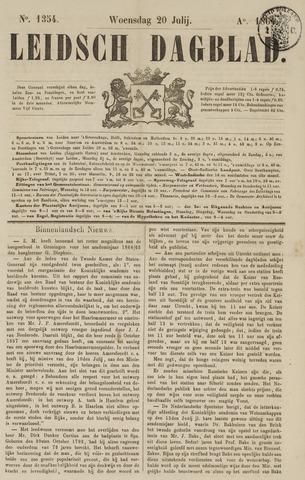 Leidsch Dagblad 1864-07-20