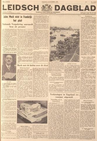 Leidsch Dagblad 1949-10-14