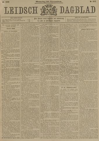 Leidsch Dagblad 1902-11-10