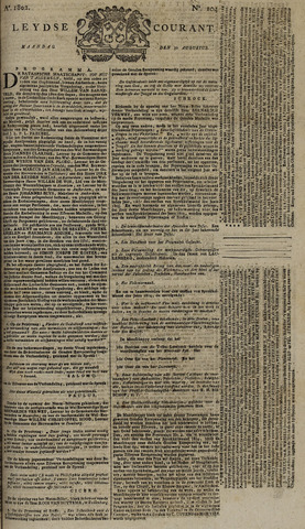 Leydse Courant 1802-08-30