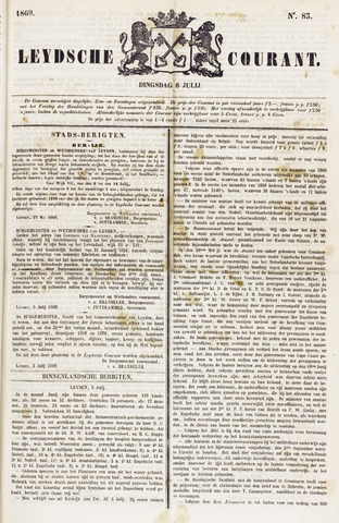 Leydse Courant 1869-07-06