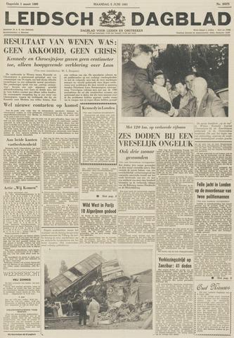 Leidsch Dagblad 1961-06-05