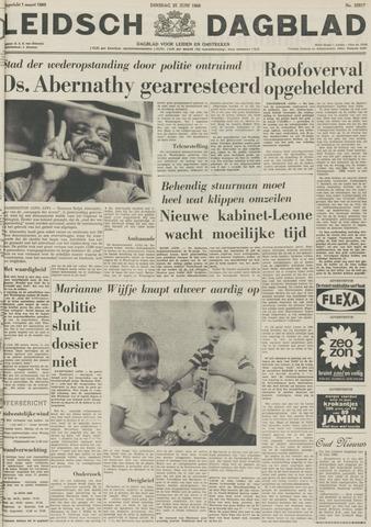 Leidsch Dagblad 1968-06-25