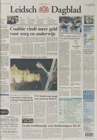 Leidsch Dagblad 2000-09-20