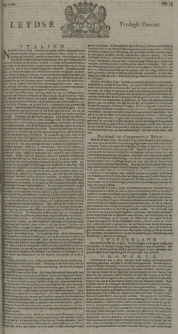 Leydse Courant 1726-06-21
