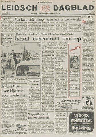 Leidsch Dagblad 1982-01-22