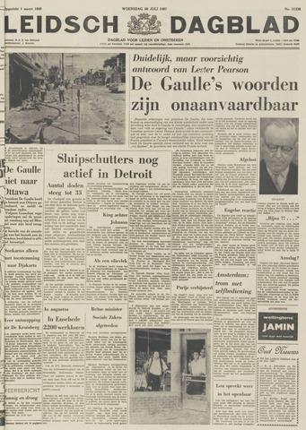 Leidsch Dagblad 1967-07-26
