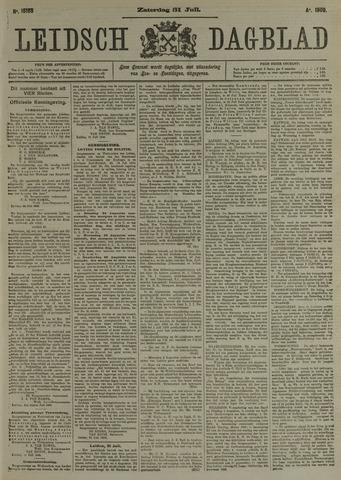 Leidsch Dagblad 1909-07-31