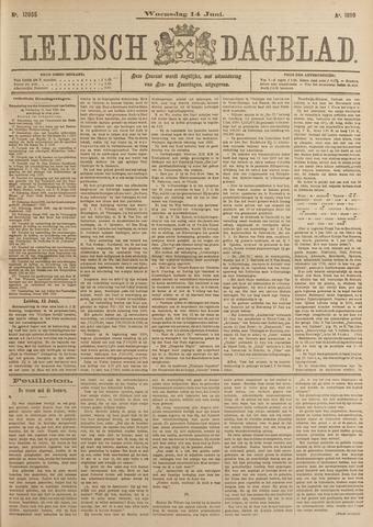 Leidsch Dagblad 1899-06-14