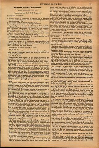 Handelingen van de Raad 1895-06-13