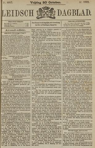 Leidsch Dagblad 1882-10-20