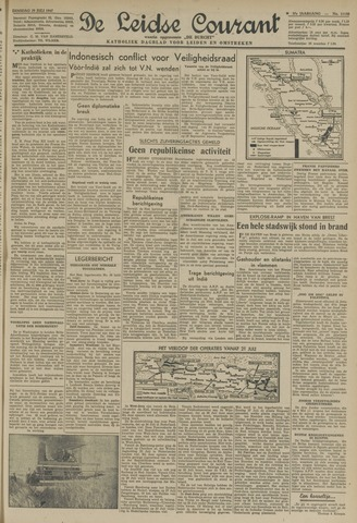 Leidse Courant 1947-07-29
