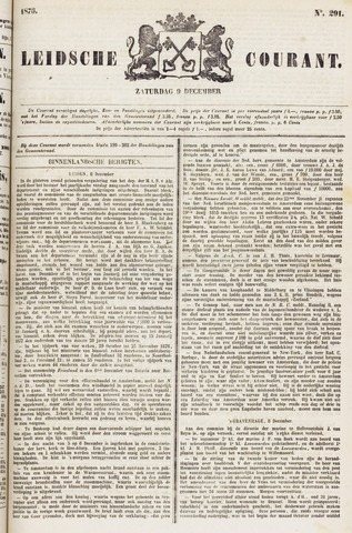 Leydse Courant 1876-12-09