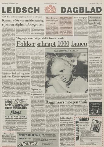 Leidsch Dagblad 1990-12-11
