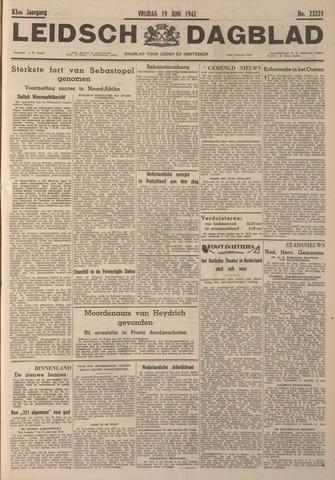 Leidsch Dagblad 1942-06-19