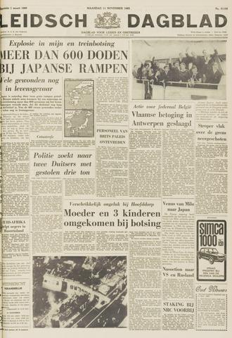 Leidsch Dagblad 1963-11-11