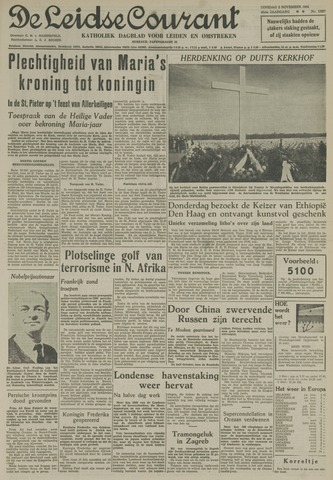 Leidse Courant 1954-11-02