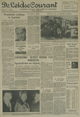 Leidse Courant 1960-12-01
