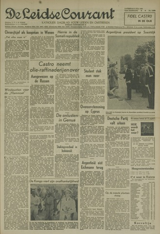 Leidse Courant 1960-07-02