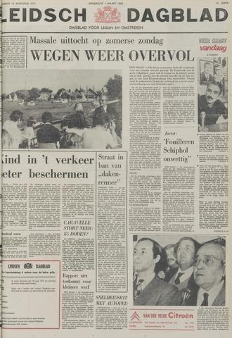 Leidsch Dagblad 1973-08-13