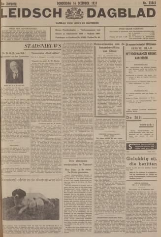 Leidsch Dagblad 1937-12-16