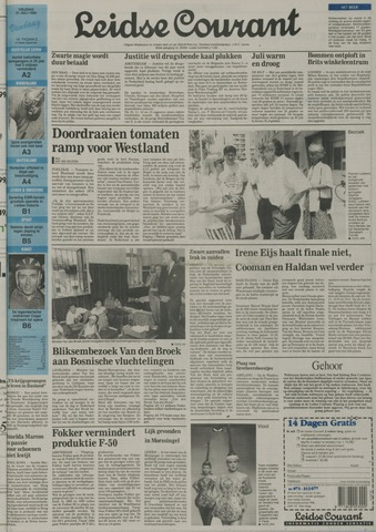 Leidse Courant 1992-07-31
