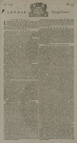 Leydse Courant 1736-12-21