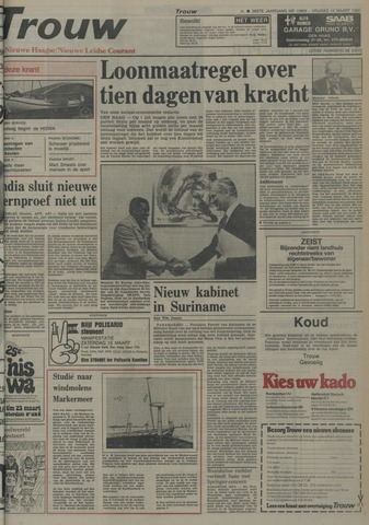 Nieuwe Leidsche Courant 1980-03-14