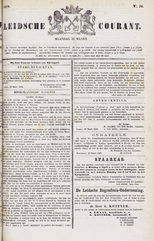 Leydse Courant 1879-03-31